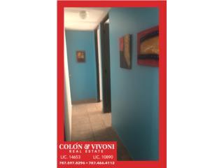 Apartamento en Cond. Alturas (Mayaguez) $700