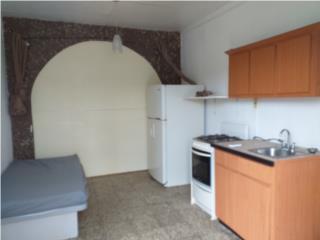 Apartamento estudio en terrace calle 3