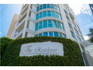 Residence at the Park, furnished,
