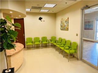Oficina Medica Amueblada Lista para Operar