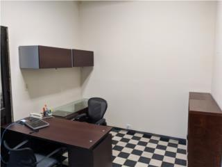 2 offices, water/electricity included