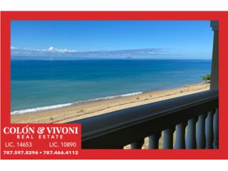 Apartamento en Sol y Playa (Rincon) $3,500