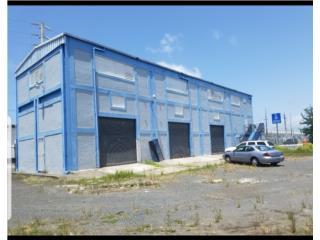 Edificio Industrial Park 7000p/c aprox.