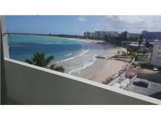 Ocean Front Apt for Rent in Isla Verde