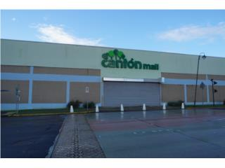 El Canton Mall,  commercial spaces available!