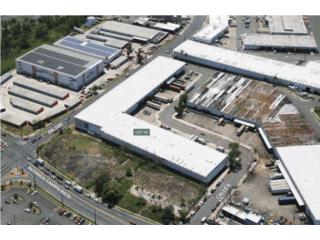 La Ceramica Industrial Park Lot 1D Fully Leased