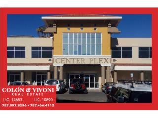 Edificio Center Plex (Aguada) $4,000