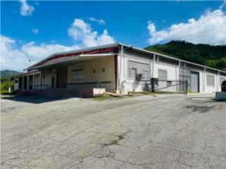 Industrial Warehouse for RENT Yauco