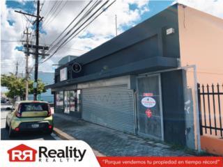 Local Comercial Ave. Fernandez Juncos