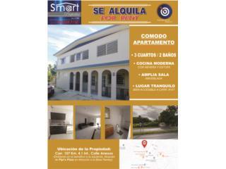 Céntrico Apartamento Amueblado- Incluye Agua