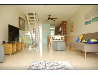 Cozy apartment in gated beach community