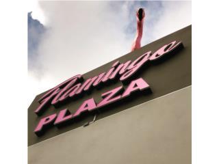 FLAMINGO PLAZA: 6 LOCALES PARA ALQUILER