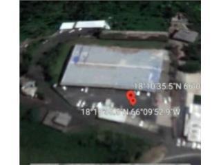 ESPACIO COMERCIAL EN CIDRA -8000 P/C -$4000