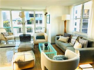 Fabulous city view apt located in Luchetti St