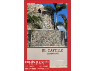 Apartamento en El Castillo (Mayaguez) $1,300