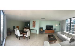 Rentals Condominio Ciudadela Cuidadela 2 bed/2 bath/2 Pkg Furnished Apt San Juan - Condado-Miramar