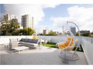 Condado Duplex House - High Floor Apt