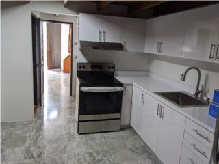 Balcony apartment, great new kitchen and loft