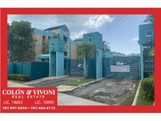 Apartamento en Paseos de Miramar (Mayaguez)