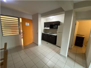 Apartamentos de 1Hab, 1Baño a $500 Mensual