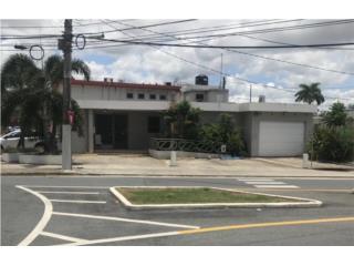 Alquiler Urbanizacion Santa Cruz LOCAL COMERCIAL FRENTE HOSP SAN PABLO 10 ESTACIONA Bayamón