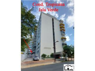 Cond. Tropicana - 2do Piso, amueblado, 1 pkg