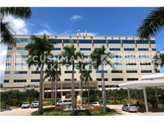 Alquiler Comercial 6,097 SF en City View Plaza (Amueblado) Puerto Rico