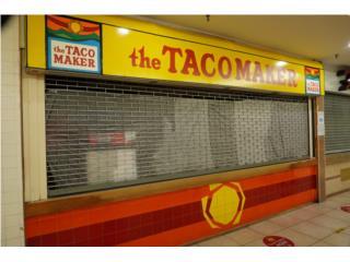 Canton Mall Food Court, 546 p/c , equipado!