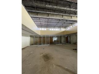 Mezzanine Open Space for bar or restaurant