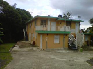 Santa Olaya, Bayamon  casa 6 apts.