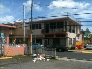Calle principal de Ceiba