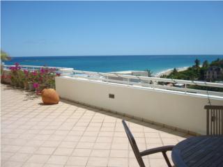 Carrion Court Playa - Terraza vista al mar