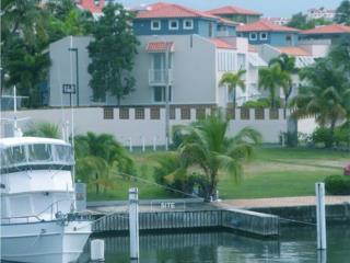 PALMAS DEL MAR-WATERFRONT LOT WITH SLIP