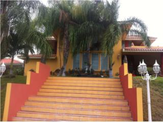Lujosa Mansion,Rio Ca�as, $465,000,  VISTA!