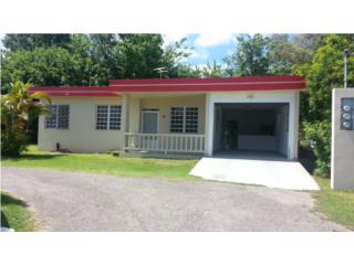 Tres casas a la venta en Bo. Zanjas