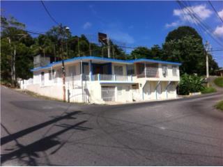 2 casas en un mismo solar, Bo.Cuchillas,Moca