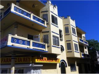 Edificio uso mixto-Aptos./locales