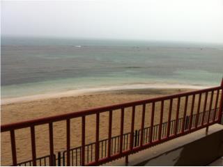 frente al mar/amueblado