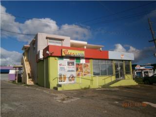 2 Edificios con 5 Locales Comerciales