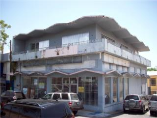 Edificio Comercial Frente Plaza de Camuy