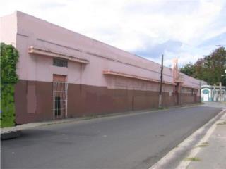 Edificio Comercial con solar, Zona Historica