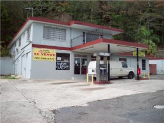 Garage Gasolina y Residencia, Carr. 445