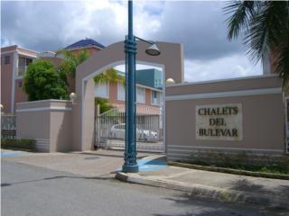 CHALETS DEL BOULEVARD ACC/CONT