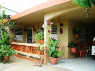 Bo Pajuil Hatillo con 2 casas