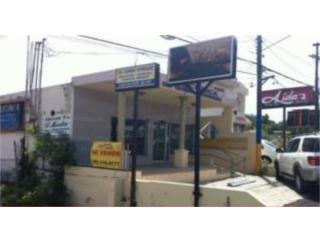 Edificio Comercial Frente carr.#107 Aguadilla