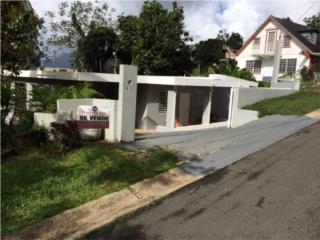 Bo. Rio Abajo calle 5 # 81 Ceiba, PR