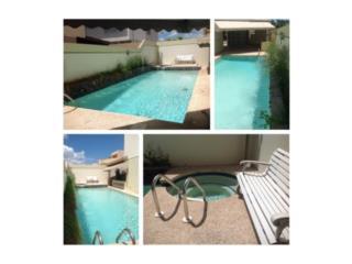 Dos niveles con piscina!