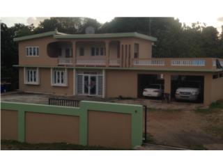 Residencia Bo. Bajos Patillas