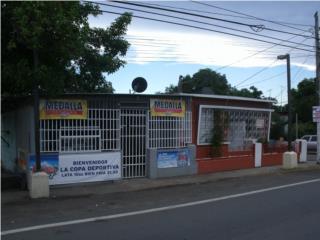 San Felipe, casa 2c/1b y local comercial