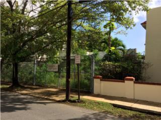 Solar 895 M/C en Calle Washington Condado
